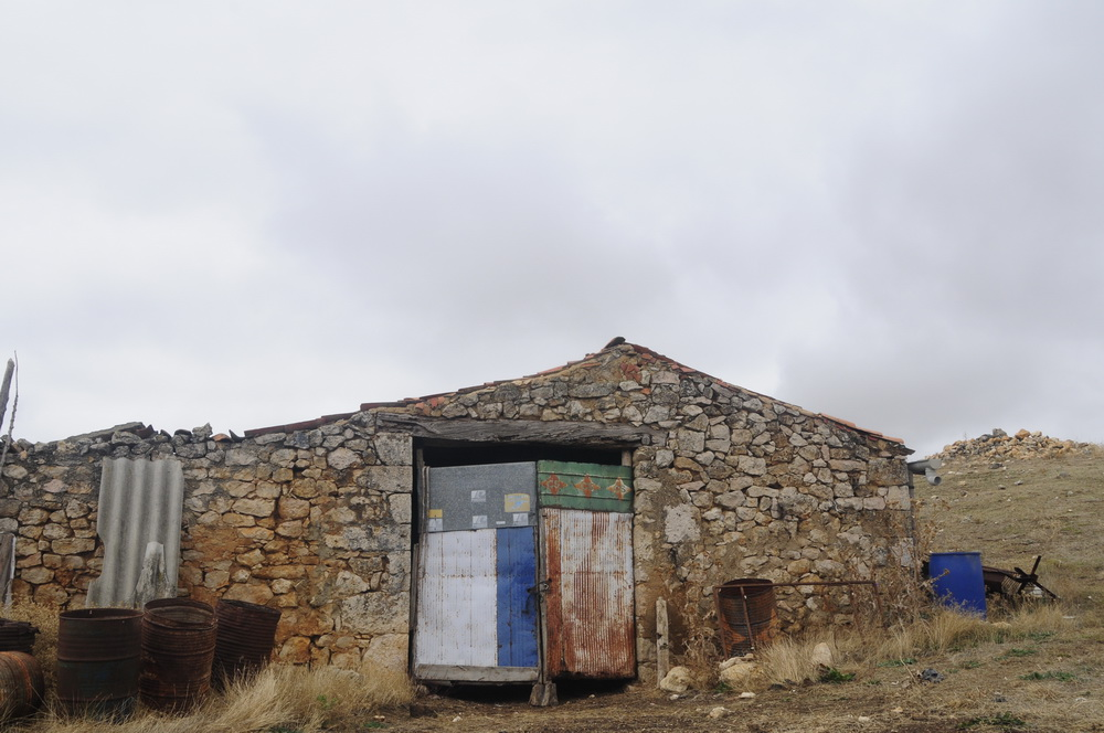 Puerta Cochera Caleruega 0